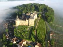 Jardins du château de Hautefort