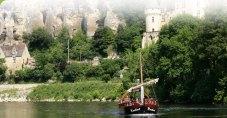 Se promener en Gabarre en Périgord noir