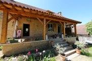 Chambres d'hôte, en pleine nature, entre Lot et Dordogne ©Serge Briez