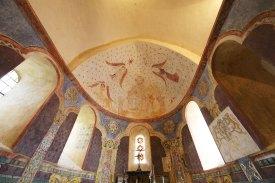 Le choeur de l'Eglise de St Georges ©Serge Briez