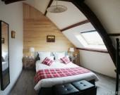 La chambre Lot : vue panoramique.